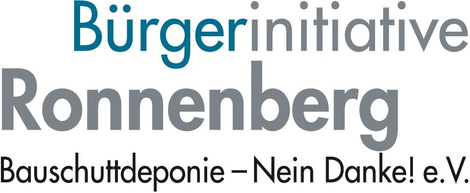 Bürgerinitiative Ronnenberg Bauschuttdeponie - Nein Danke! e.V.
